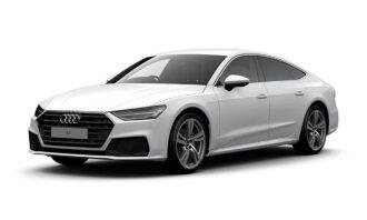 Audi A7 ramen blinderen