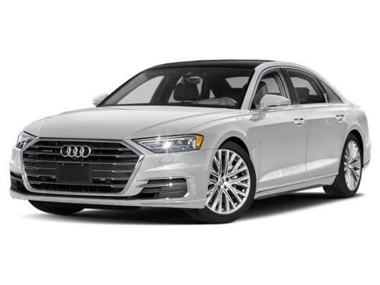 Audi A8 ramen blinderen