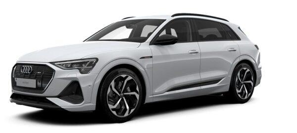 Audi E-Tron ramen blinderen