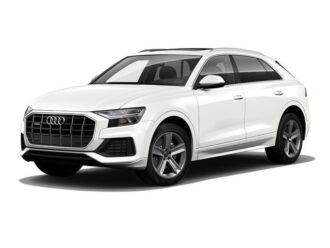 Audi Q8 ramen blinderen