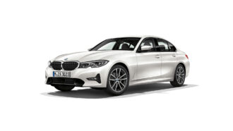 BMW 3 serie ramen blinderen