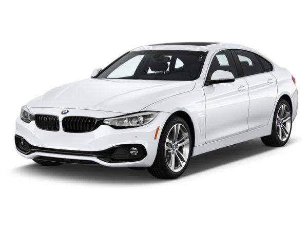BMW 4 serie ramen blinderen