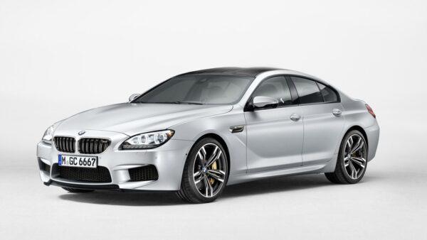 BMW 6 serie Gran Coupe