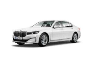 BMW 7 serie ramen blinderen