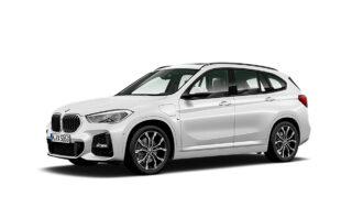 BMW X1 ramen blinderen