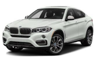 BMW X6 ramen blinderen