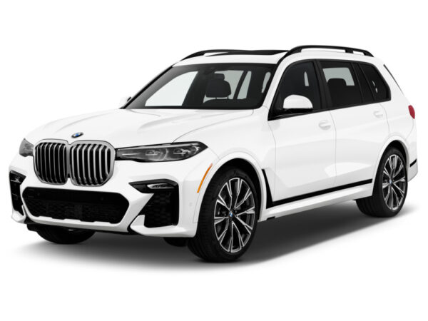 BMW X7 ramen blinderen