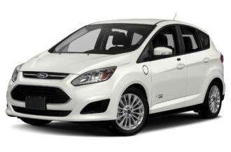 Ford C-max ramen blinderen