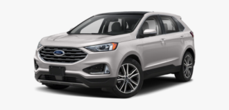 Ford Edge ramen blinderen