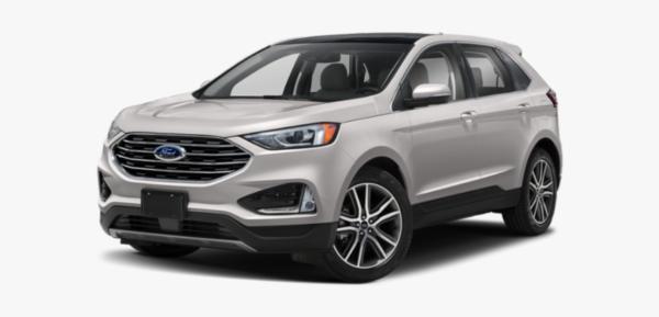 Ford Edge ramen blinderen