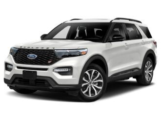 Ford Explorer ramen blinderen