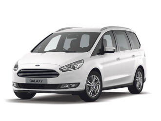 Ford Galaxy ramen blinderen