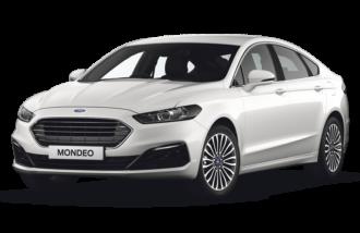 Ford Mondeo ramen blinderen