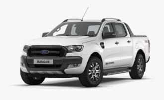 Ford Ranger ramen blinderen