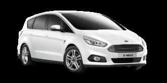 Ford S-Max ruiten blinderen