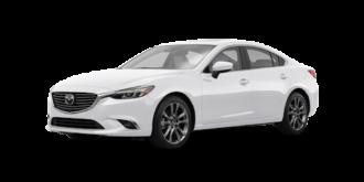 Mazda 6 ramen blinderen