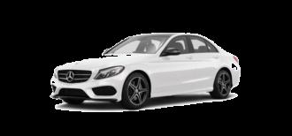 Mercedes C klasse blinderen