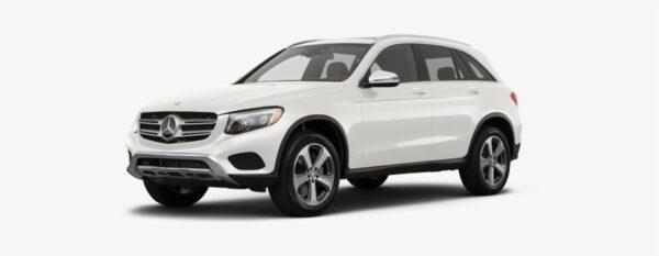 Mercedes GLC ramen blinderen