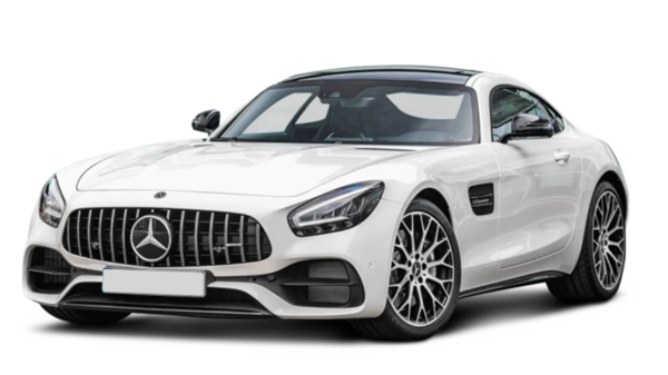 Mercedes GT coupe ramen blinderen