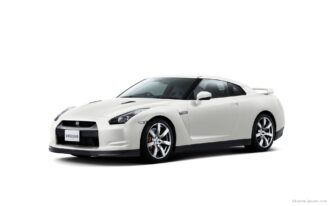 Nissan GT-R blinderen