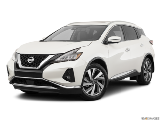 Nissan Murano ruiten tinten