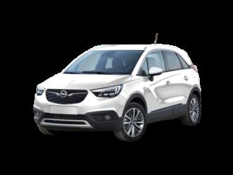 Opel Crossland ramen blinderen