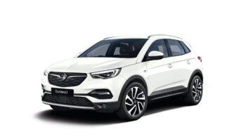 Opel Grandland X ramen blinderen