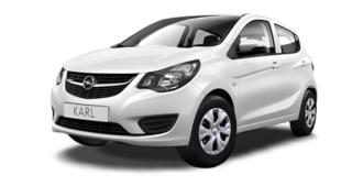 Opel Karl ramen blinderen