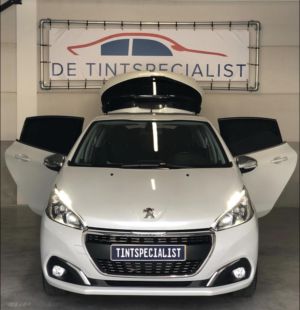 Peugeot blinderen