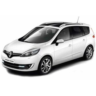 Renault Grand Scenic blinderen