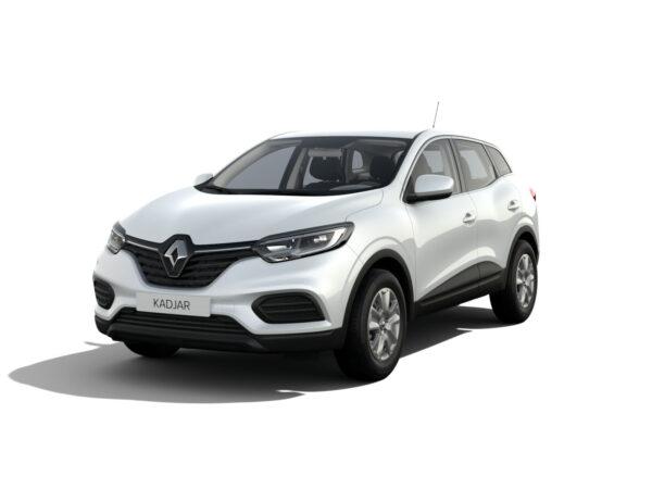 Renault Kadjar ramen blinderen