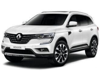 Renault Koleos ruiten tinten
