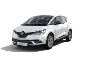 Renault Scenic ruiten blinderen