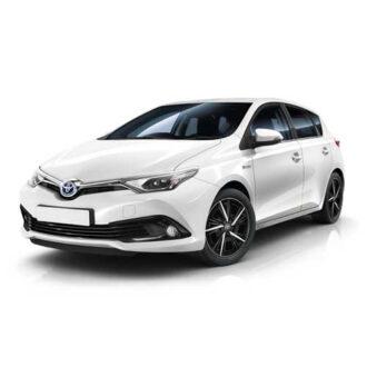 Toyota Auris ramen blinderen