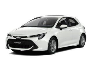 Toyota Corolla hatchback ramen blinderen