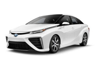 Toyota Mirai ramen blinderen