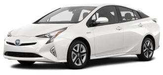 Toyota Prius ramen blinderen