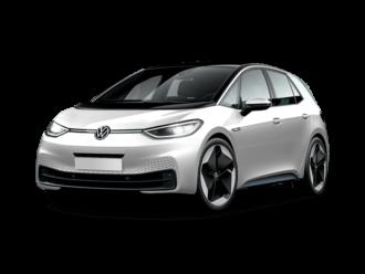 Volkswagen ID.3 ramen tinten