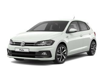 Volkswagen Polo auto ramen blinderen