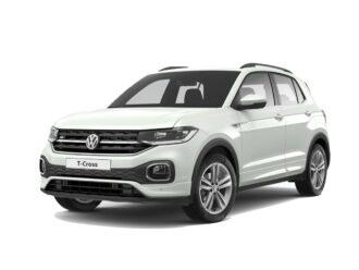 Volkswagen T-Cross ramen blinderen
