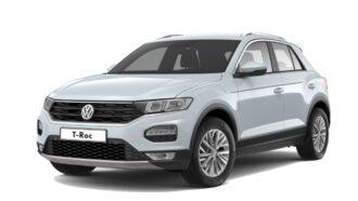 Volkswagen T-Roc ruiten blinderen
