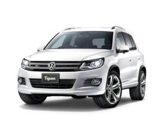 Volkswagen TIguan ruiten blinderen