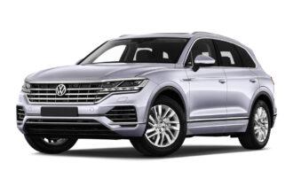 Volkswagen Touareg ruiten blinderen